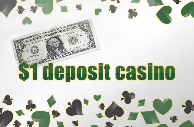 Lowest deposit online casino usa